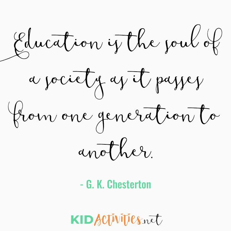 72 Encouraging and Inspirational Quotes for Teachers