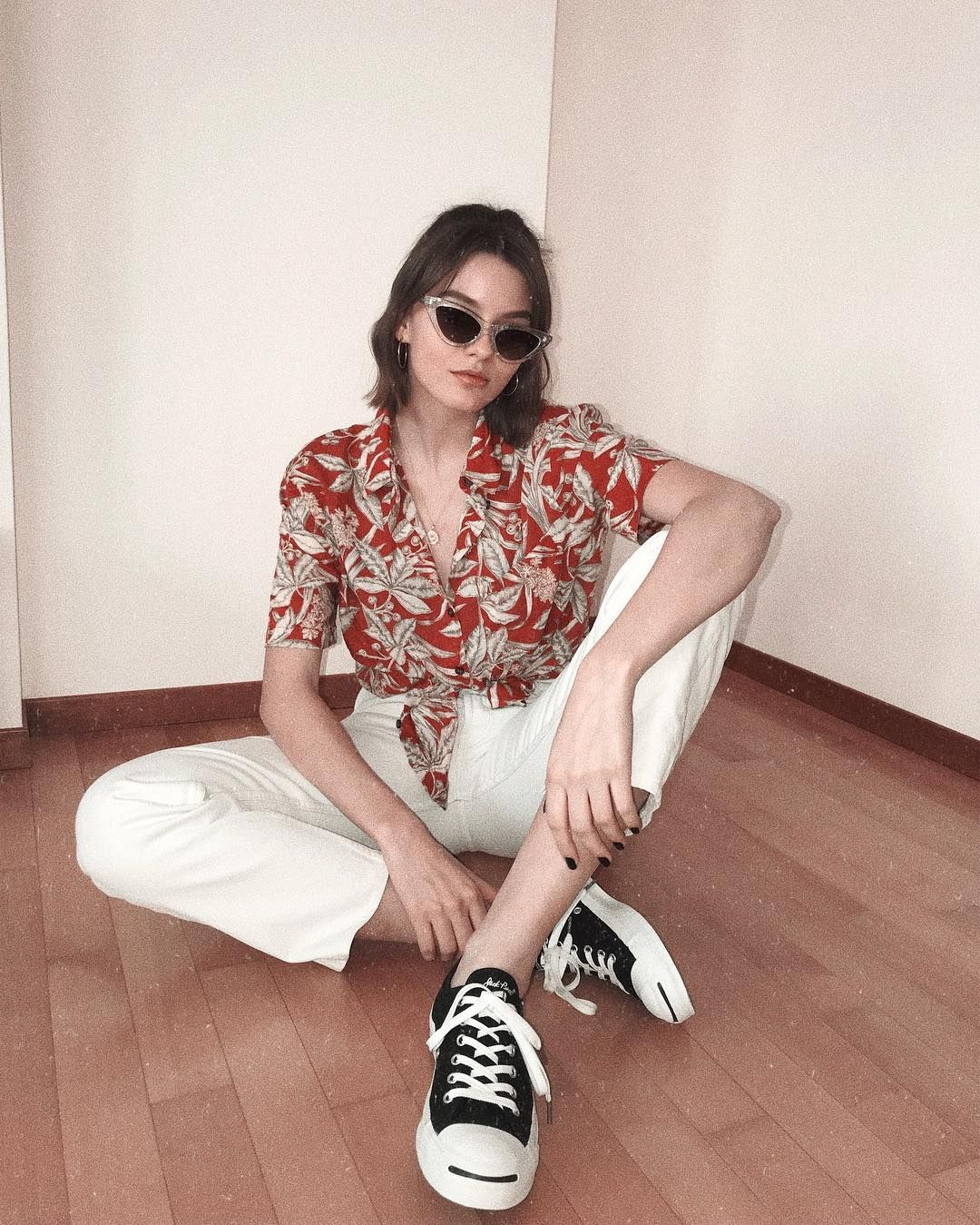 Fashion Style Outfits Cool @_hollyt #Lookaki | Casual