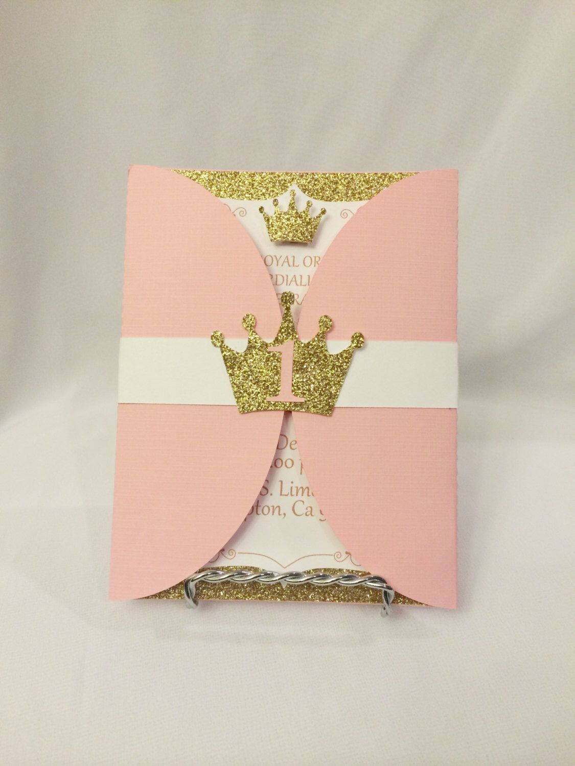 Inspirational Princess Birthday Decorations