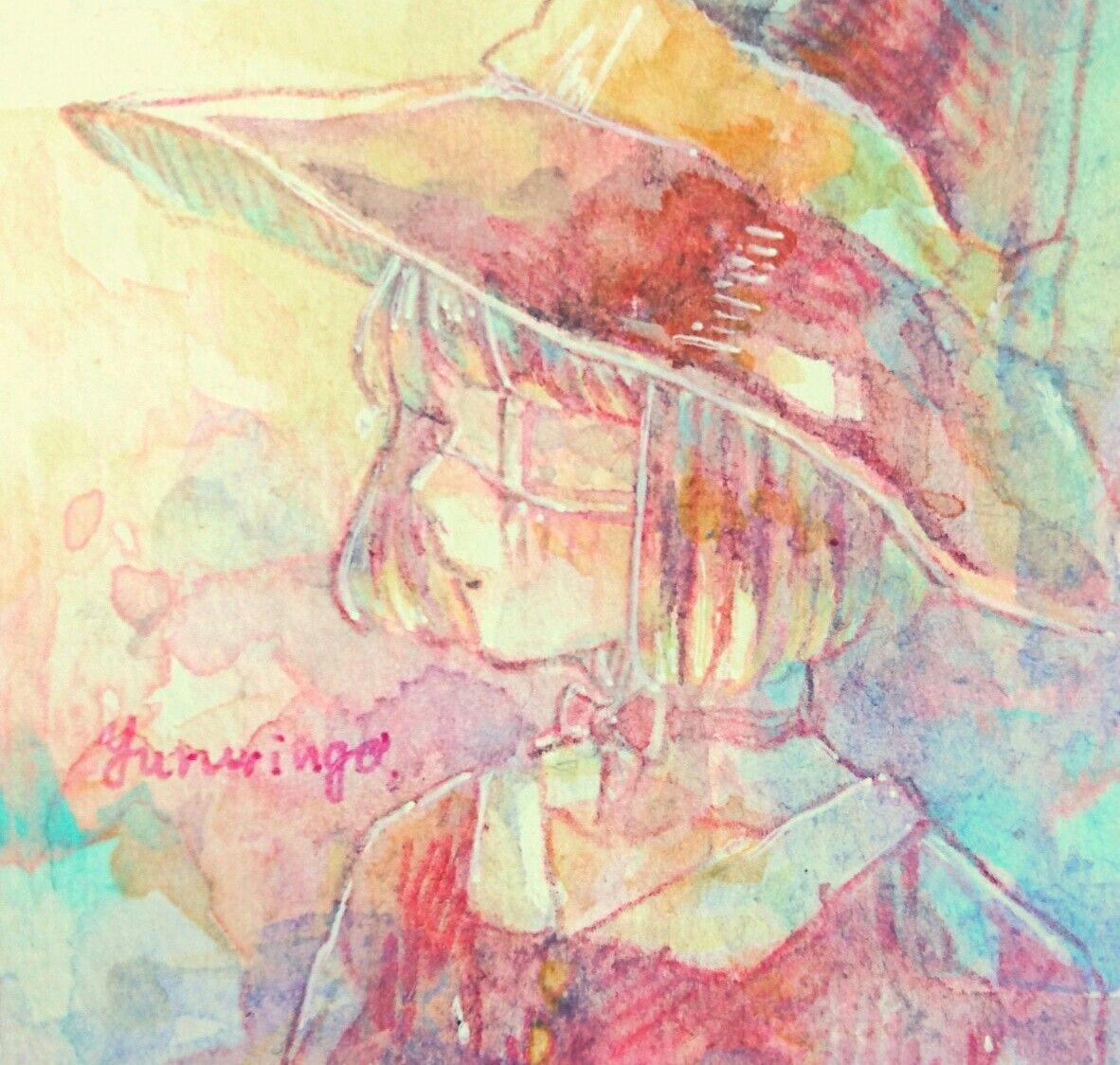 ミネ #illustration #original