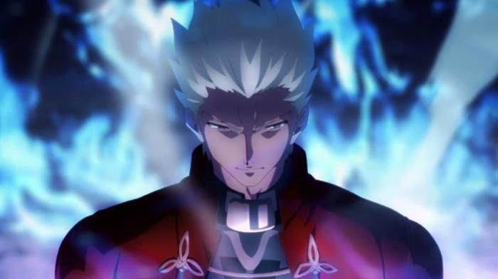 Fate Stay Night Ubw Archer Unlimited Blade Works Fate Stay