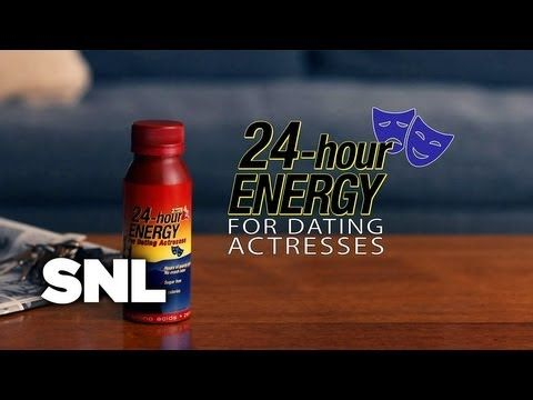 Snl 5 hour energy dating actress