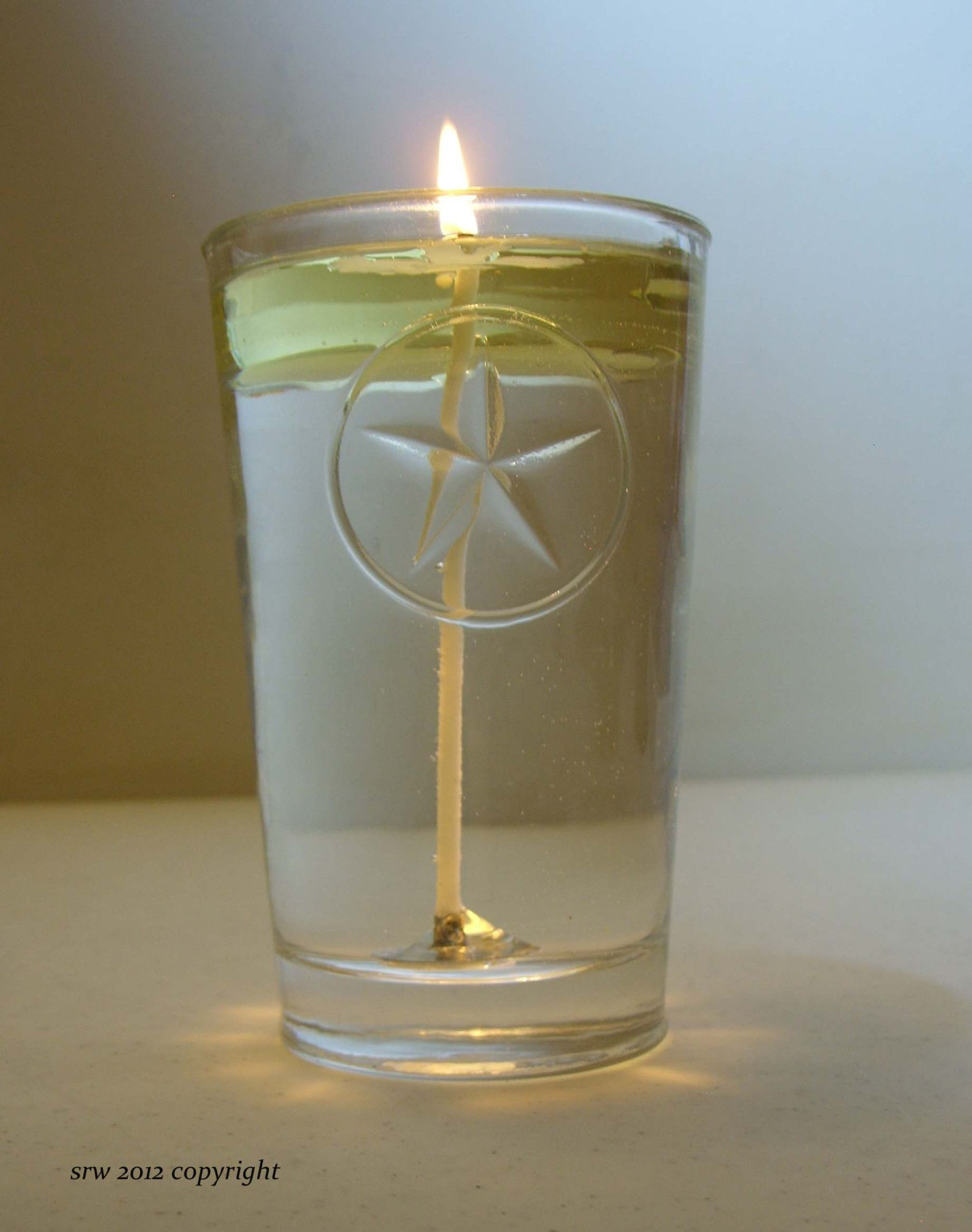 Candles and candle cooking: a selection of sites