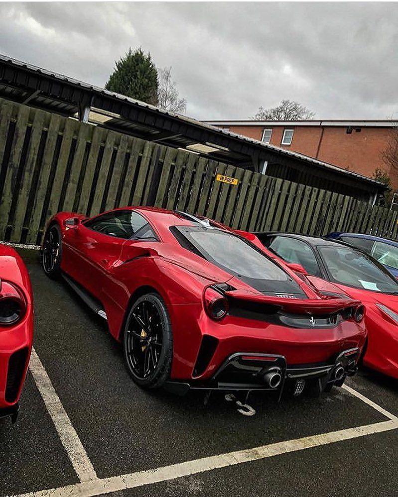 Rosso Fiorano A Firm Favorite Ferrari Colour