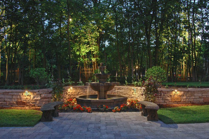Merveilleux Deck And Wall Lighting | Outdoor Accents Lighting