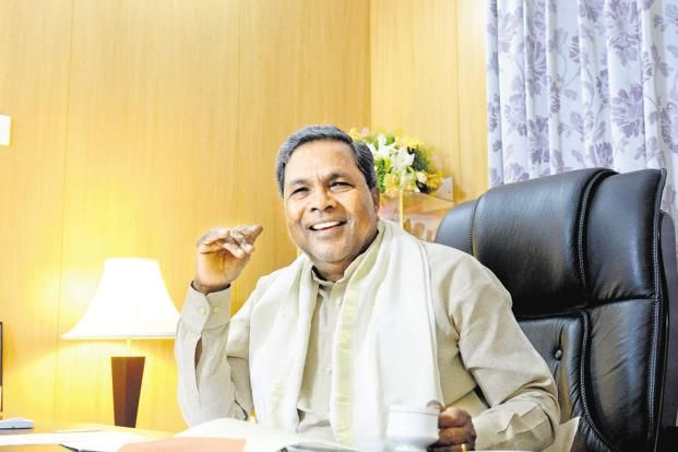 siddaramaiah had become a household name with populist programmes around food security and according a