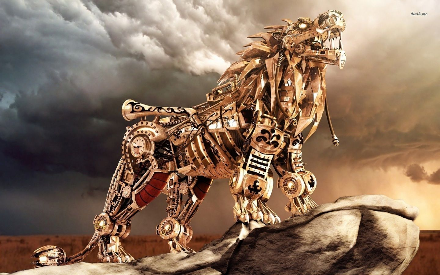 Images about lions tigers bears oh my on pinterest 1440900 tiger robot lion digital art hd desktop wallpaper robot wallpaper lion wallpaper digital art no altavistaventures Image collections