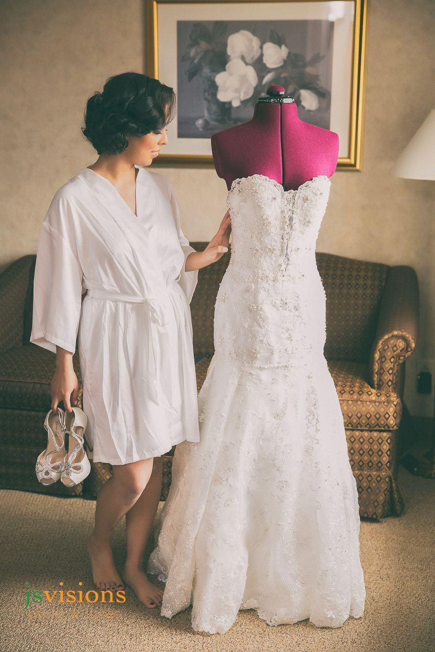 Pin by JS Visions Photo & Video on Bride Getting Ready
