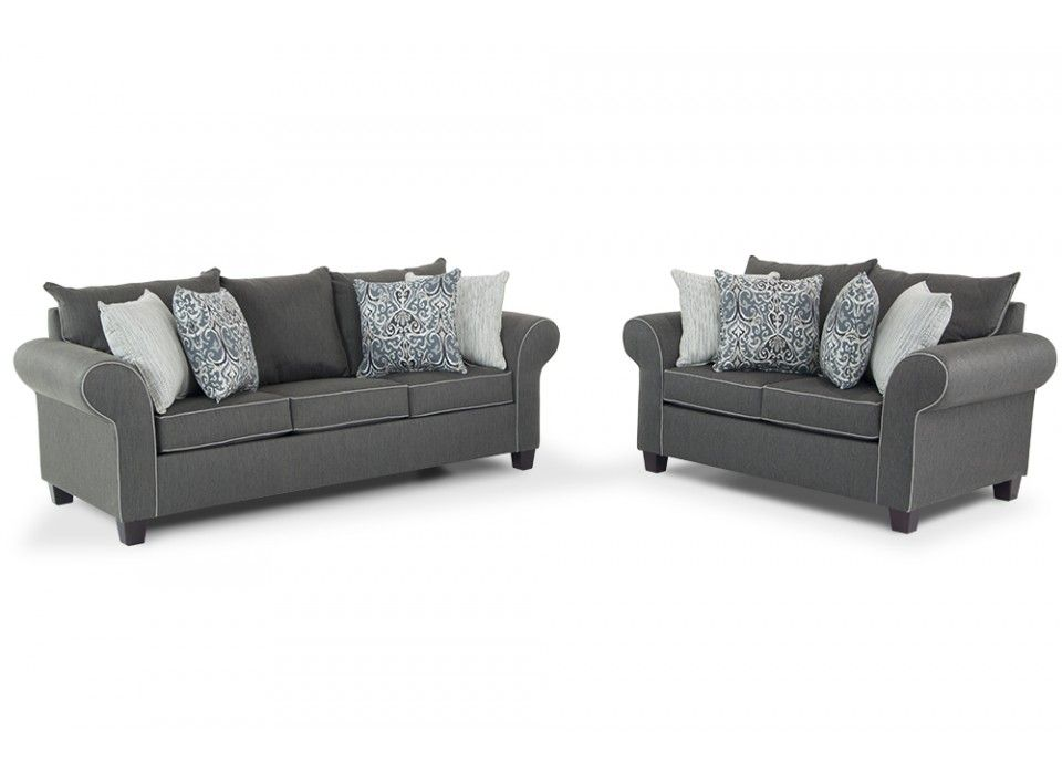 ashton sofa loveseat room set bobs and living rooms
