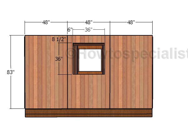 Best 8×12 Garden Shed Plans Diy Storage Shed Shed Plans Shed 400 x 300