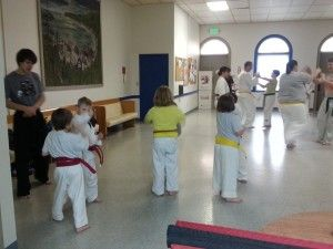 5 Tips for Assistants - tips for assistant instructors helping in a martial arts, karate, kung fu, taekwondo or tang soo do kids' class