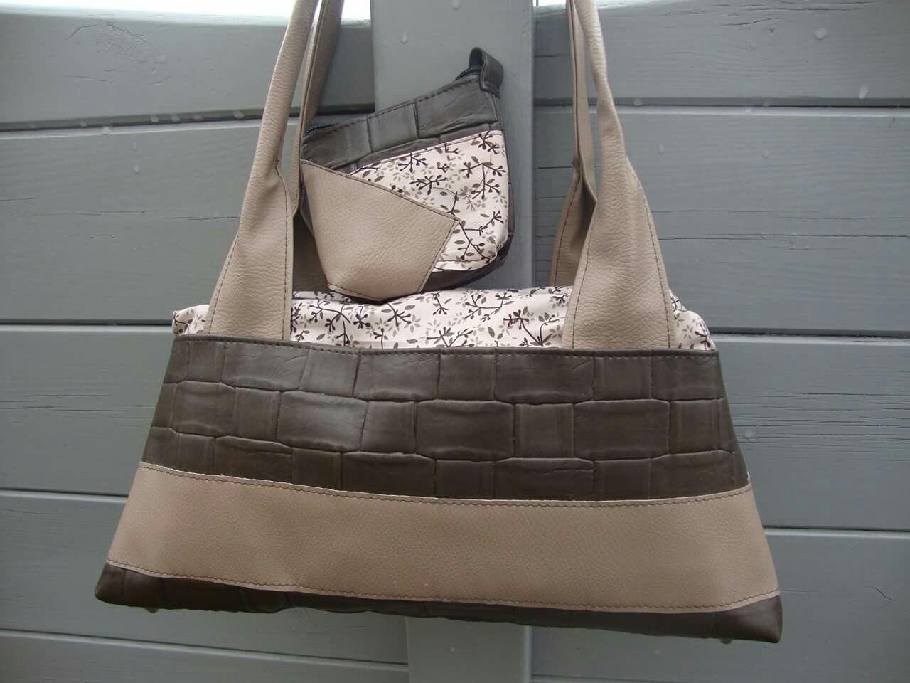 Sac City Zip-Zip cousu par des sacs et encore des sacs - Patron de couture Sacôtin