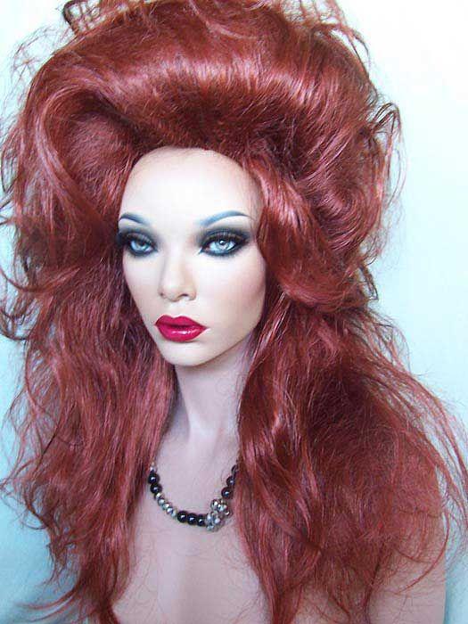 Short Drag Wigs