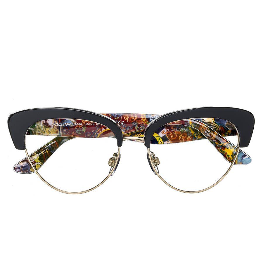 Lunettes de vue Dolce and Gabbana Eyewear   Lunettes   Glasses ... dcea2cfc4098