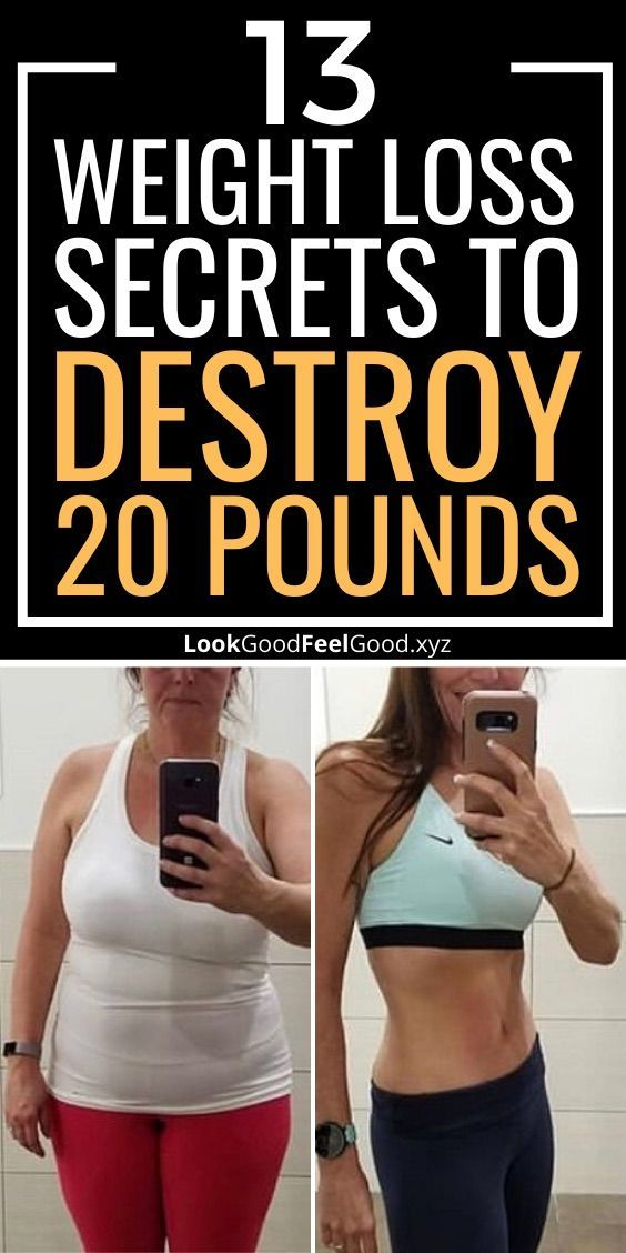 13 Weight Loss Secrets To Lose 20 Pounds For Good | lose weight in a month flat stomach | lose weigh...