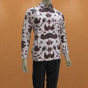 butik grosir baju batik lengan panjang pria model dan motif terbaru dengan  harga paling murah dari 3d2c379727