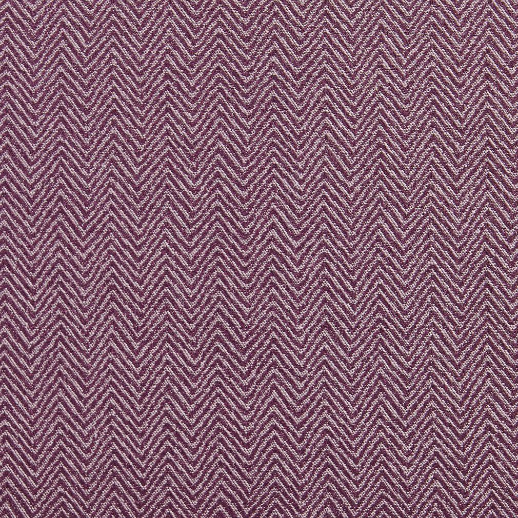 A0220k Purple Small Herringbone Chevron Upholstery Fabric By The