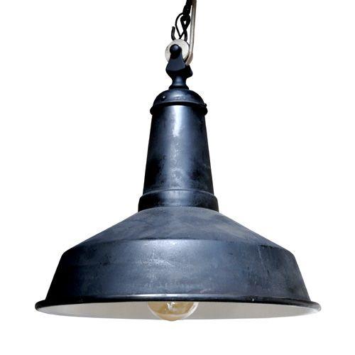 Suspension en métal Factory Black Edition Chehoma