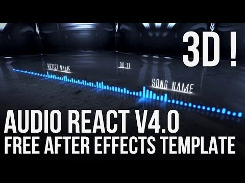 Adobe after Effects Templates Free Projects