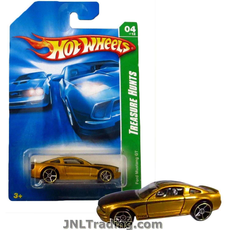 Hot Wheels Year 2006 Treasure Hunts Series 1 64 Scale Die Cast Car