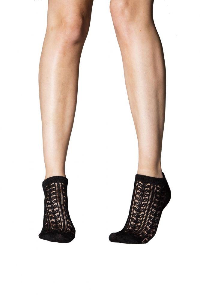 9934e2861 Ladies 3 Pair Elle Soft Pelerine Trainer Socks