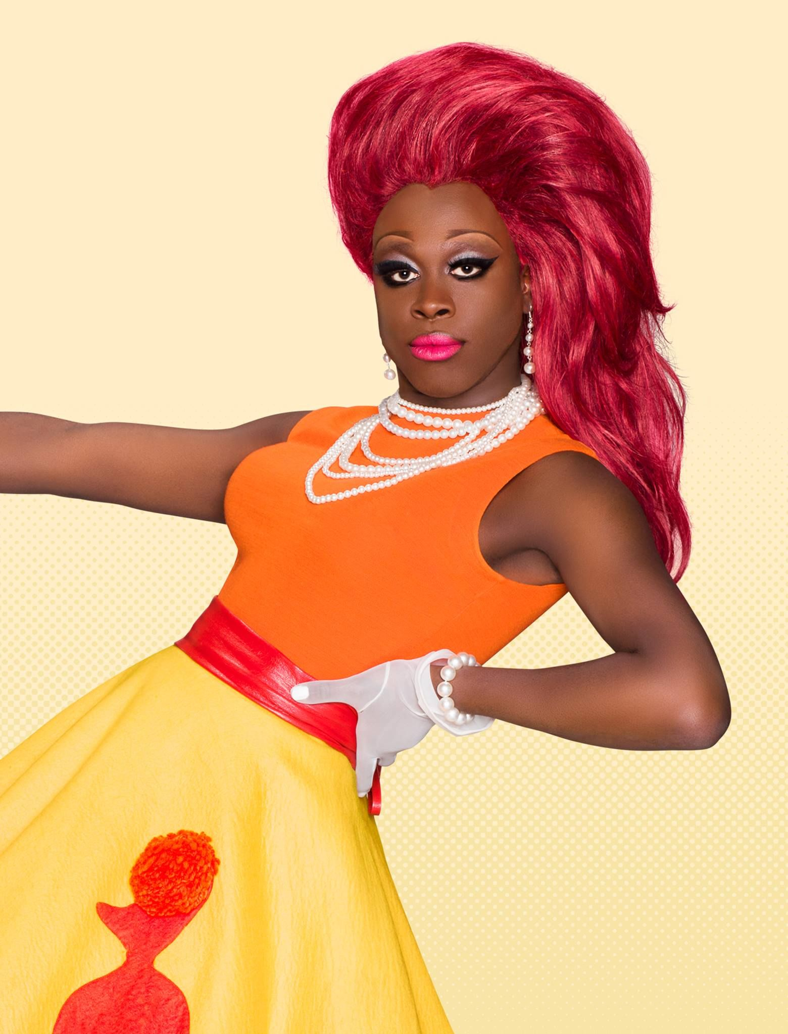 milk drag queen drag queens yes ma am Pinterest