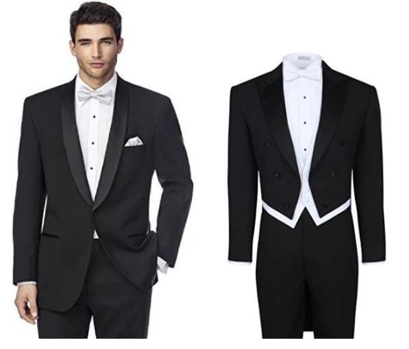 Classic And Elegant Wedding Tuxedo Tailcoats Wedding Classic Black White Wedding Classic Wedding Inspiration