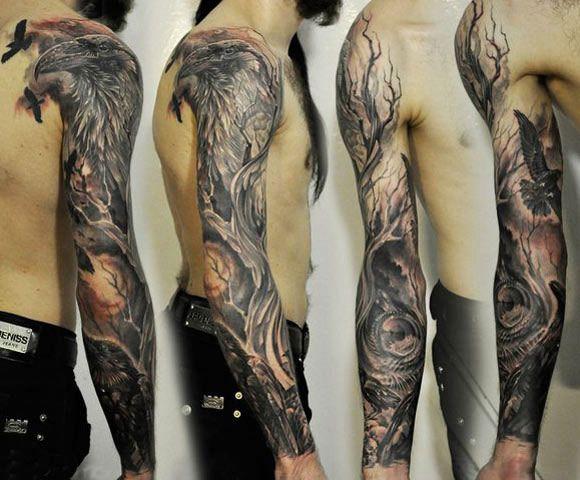 Realism Tattoo by Artem Pelipenko | Tattoo No. 1243