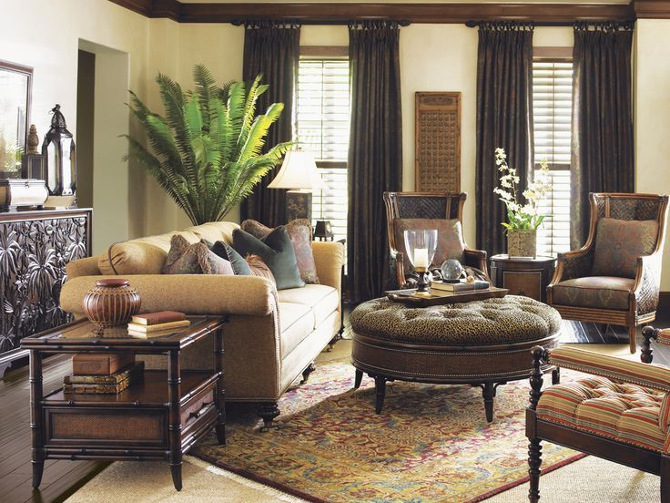 Image result for houses british colonial decor Townhouse