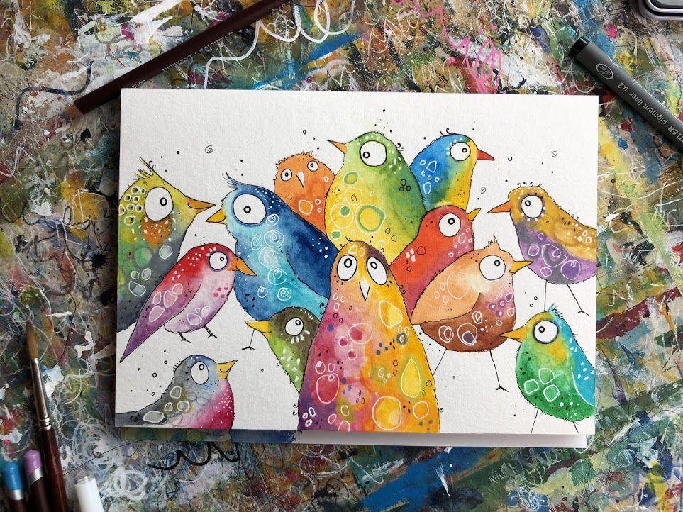 Happy Painting Club Dein Kreatives Zuhause Gluckliche Kunst Baumkunst Painting