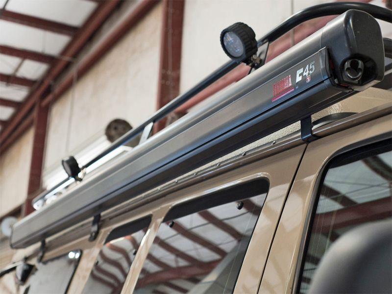 Black Fiamma Awning Van Transit Camper Sprinter Van