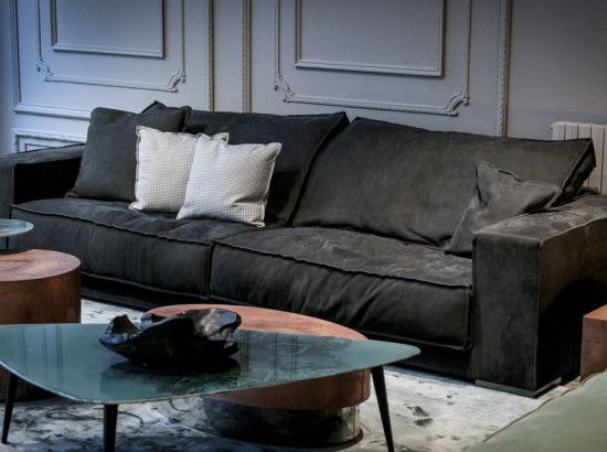 Baxter divani Budapest Soft | L2G Shop | Luxury Design | Baxter ...