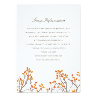 Wedding Direction Cards & Postage