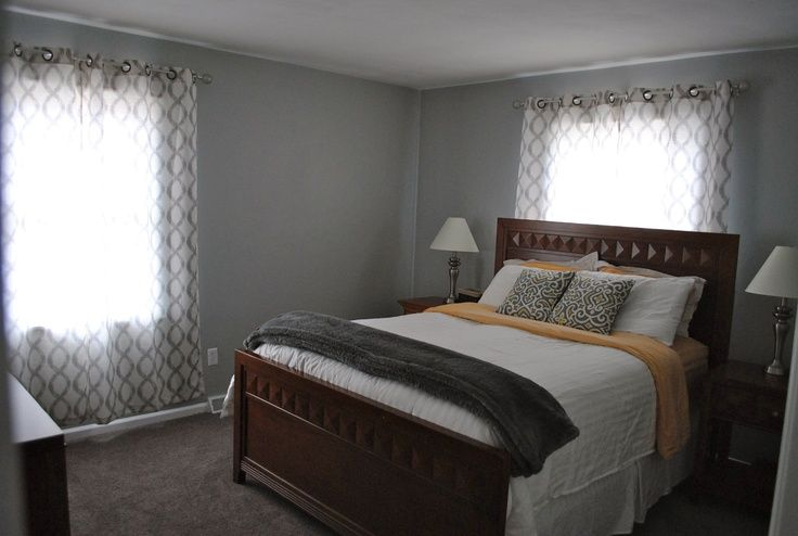 Urban Sunrise Valspar Gray Bedroom Valspar Urban Sunrise Home Sweet Home Remodel Bedroom Bedroom Colors Room Inspiration