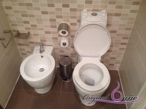 Cuartos de baño de hoteles con accesorios de baño originales, Baños ...