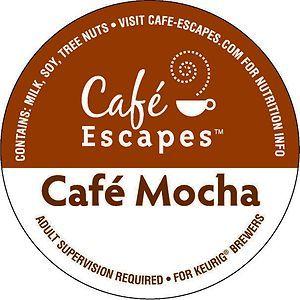 Cafe Mocha Coffee Kcups