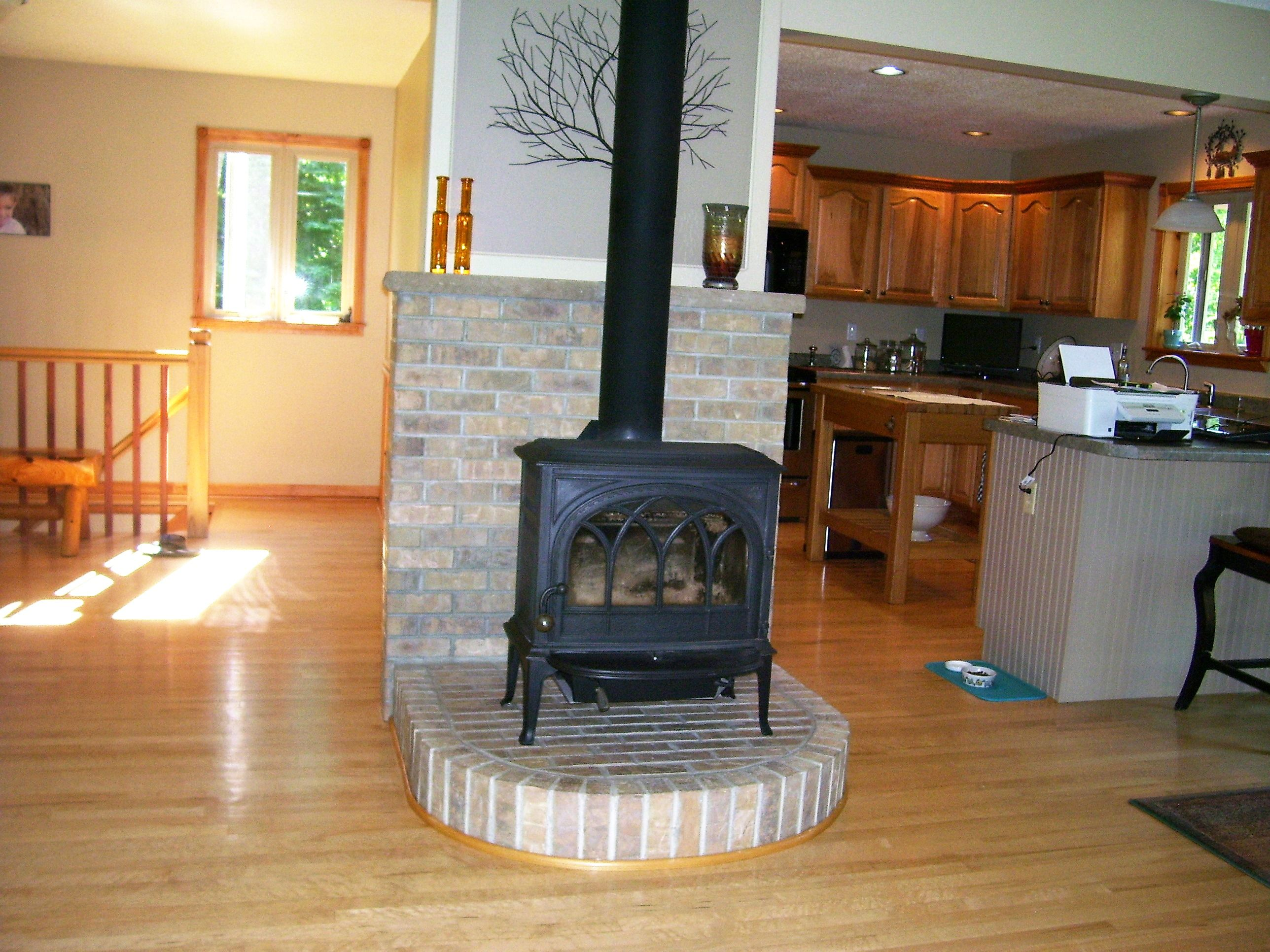 10 Amazing Wood Stove In Living Room