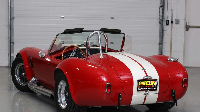 1965 Shelby Cobra 427 Convertible 2 1965 Shelby Cobra Shelby