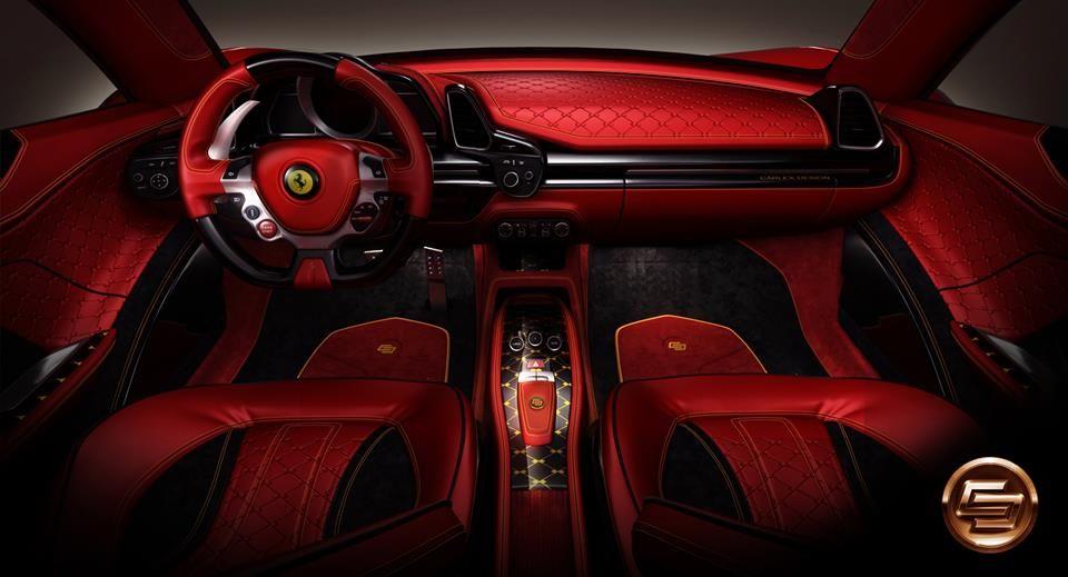 Ferrari Carbon Fiber Interior Google Search With Images