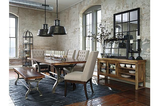 ranimar dining table | Ranimar Dining Room Chair | Ashley ...