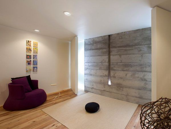 Wundervoll Awesome Meditation And Reflection Room With Hunter Douglas® Duette®  Honeycomb Shades