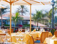Seaside Hotels  Grand Hotel Residencia   Restaurant Terrace