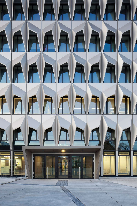 Architekten Darmstadt staab architekten grundinstandsetzung und erweiterung des
