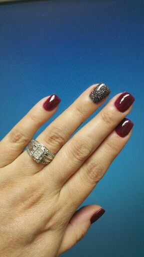 Nexgen Nails Nexgen Nails Colors Maroon Nails Fancy Nails