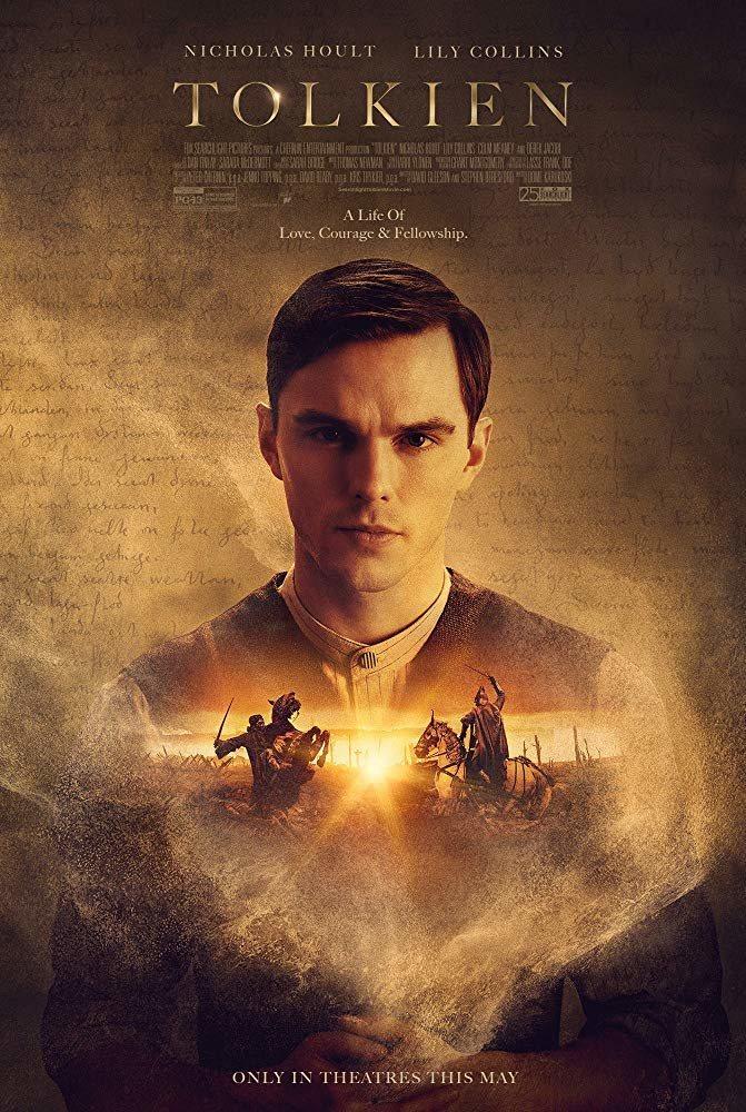 Cartel Poster De Tolkien 2019 Ecartelera En 2020 Peliculas Completas Peliculas Peliculas Completas Hd