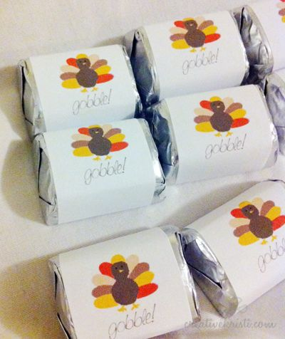 Free Printable Chocolate Wrappers Print On Avery Address Labels And Wrap Around Hershey Nugget