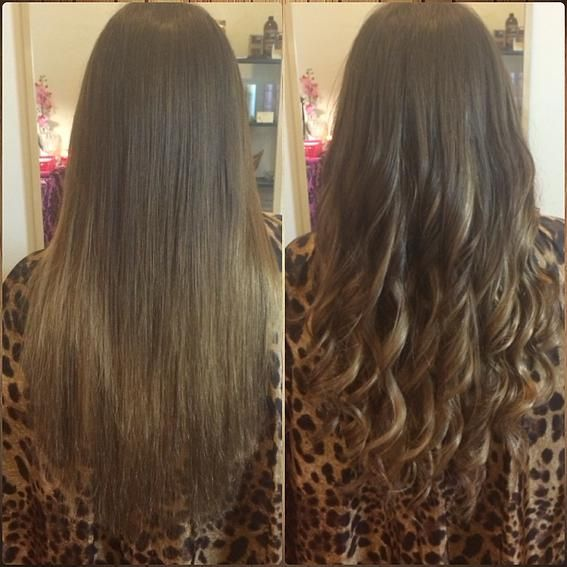 Hair Extensions Adelaide Before Afters Sombre Ombre Show Off