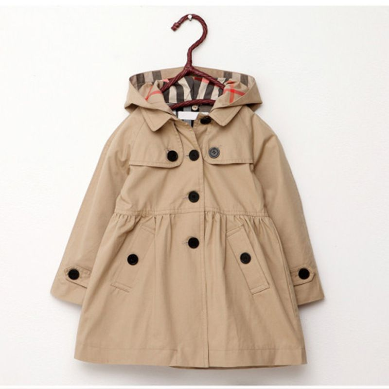 girls trench coat children coat 2014 autumn spring outwear kids jackets red/khaki-in Trench from Apparel & Accessories on Aliexpress.com | Alibaba Group