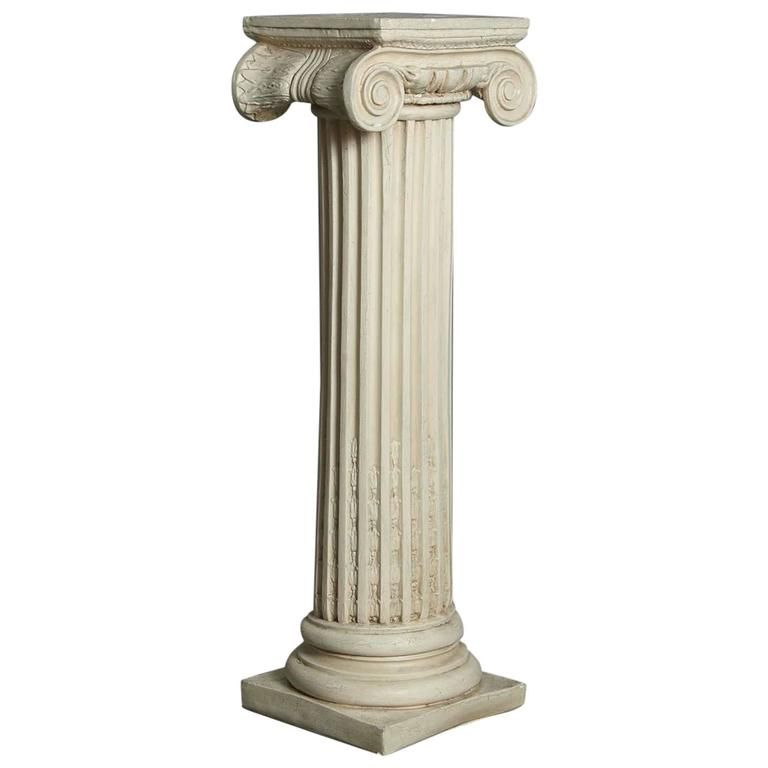 width aspect figural pedestals pedestal desert plaster s arizona product fit chairish height