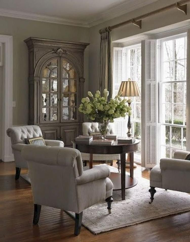 Fancy French Country Dining Room Table Decor Ideas French Country Decorating Living Room Country Living Room French Country Living Room French country living dining rooms